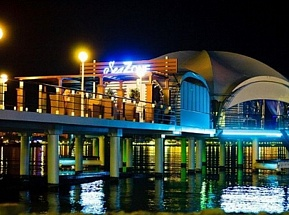 Grill Cafe & lounge bar SEA ZONE